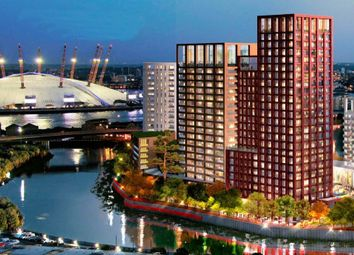 Thumbnail 1 bed flat for sale in City Island, Tower Hamlets