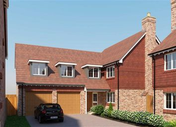 Thumbnail 5 bed detached house for sale in Plot 7 Berrywood Close, Rochester, Kent