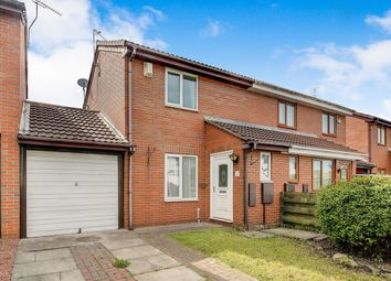 Thumbnail 2 bed semi-detached house to rent in Barras Mews, Seghill, Cramlington