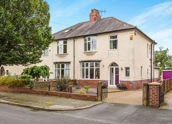 Thumbnail 3 bedroom semi-detached house for sale in First Avenue, Ashton-On-Ribble, Preston