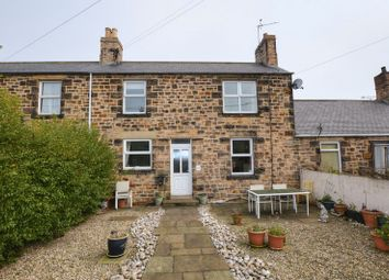 Thumbnail 3 bed terraced house for sale in Hawthorn Terrace, Shilbottle, Northumberland