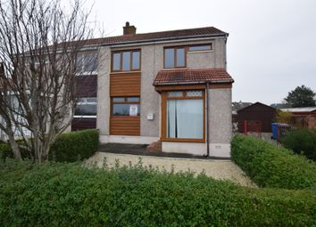 Thumbnail 2 bedroom semi-detached house to rent in Coldstream, West Kilbride, North Ayrshire