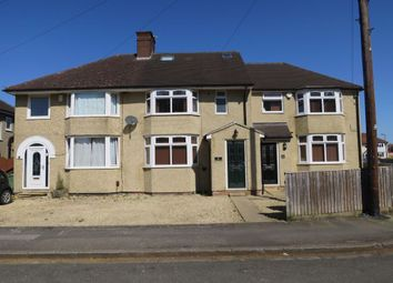Thumbnail 1 bed flat to rent in Fairlie Road, Temple Cowley, Oxford
