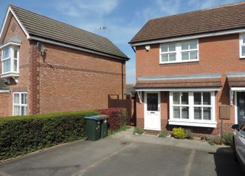 Thumbnail 2 bed end terrace house to rent in Tideswell Close, Binley, Coventry