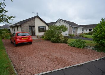 Thumbnail 3 bed detached bungalow for sale in Connell Crescent, Mauchline