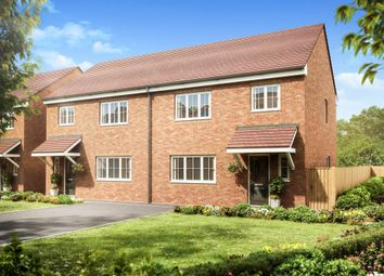 Thumbnail 3 bed semi-detached house for sale in Springer Drive, Woodlands, Doncaster