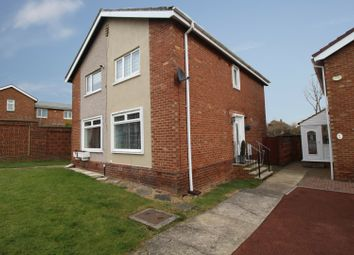 Thumbnail 2 bed semi-detached house for sale in Neville Road, Peterlee, Durham