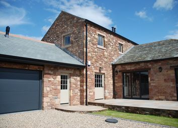 Thumbnail 4 bed detached house for sale in Oughterside, Aspatria