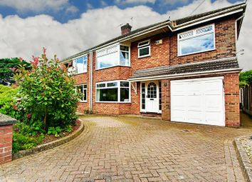 Thumbnail 4 bed semi-detached house for sale in Annandale Road, Kirk Ella, Hull
