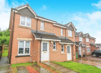 Thumbnail 2 bed semi-detached house for sale in Bowhouse Drive, Castlemilk, Glasgow