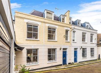 Thumbnail 3 bed terraced house for sale in Richards Place, Chelsea, London
