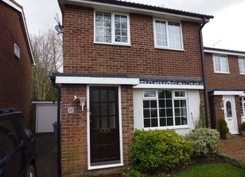 Thumbnail 3 bed detached house to rent in Ryecroft Close, Middlewich, Cheshire, Opj