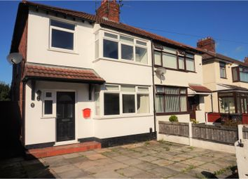 Thumbnail 3 bedroom semi-detached house for sale in Howden Drive, Liverpool