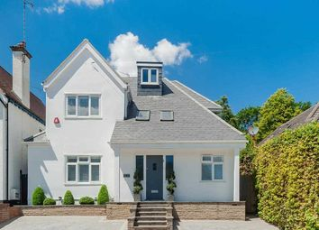 Thumbnail 4 bed detached house for sale in Eleanor Crescent, London