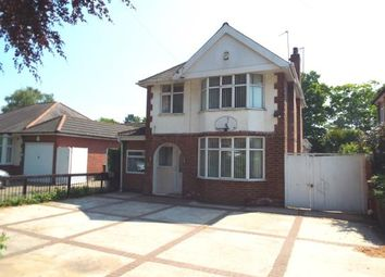 Thumbnail 4 bed detached house for sale in Trowell Road, Wollaton, Nottingham, Nottinghamshire