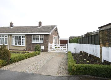 Thumbnail 2 bed semi-detached bungalow for sale in Cowlings Close, Hunmanby, Filey
