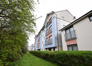 Thumbnail 2 bedroom flat for sale in Guillemot Road, Portishead, Bristol