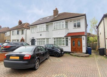 Thumbnail 3 bedroom semi-detached house for sale in Broadfields Avenue, Edgware