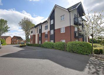 Thumbnail 1 bed flat for sale in Leyburn Road, Chelmsley Wood, Birmingham, West Midlands