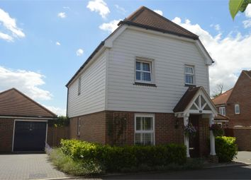 Thumbnail 3 bed detached house for sale in Hempstalls Close, Hunsdon, Hertfordshire