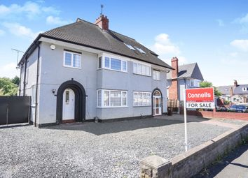 Thumbnail 3 bed semi-detached house for sale in Rupert Street, Compton, Wolverhampton
