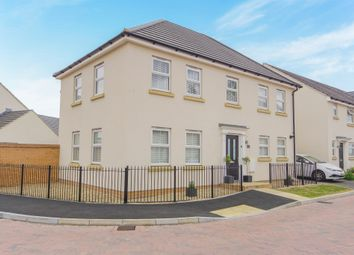 Thumbnail 4 bedroom detached house for sale in Pegwell Close, Patchway, Bristol