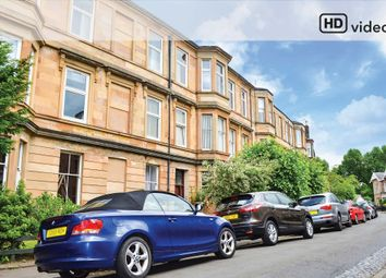 Thumbnail 3 bed flat for sale in Millbrae Crescent, Glasgow