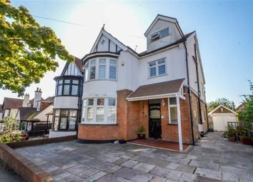Thumbnail 3 bed flat for sale in Kings Road, Westcliff-On-Sea, Essex