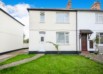 Thumbnail 3 bedroom end terrace house for sale in Springfield Road, St.Albans