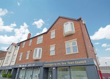 Thumbnail 2 bedroom flat to rent in Front Street, Newbiggin-By-The-Sea