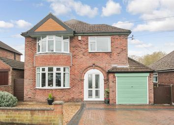 Thumbnail 3 bed detached house for sale in Brant Road, Lincoln