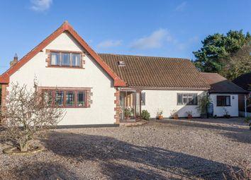 Thumbnail 4 bed detached house for sale in Elderton Lane, Antingham, North Walsham