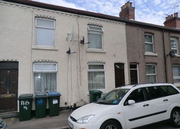 Thumbnail 4 bedroom terraced house for sale in St. Elizabeths Road, Coventry
