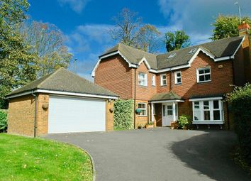 Thumbnail 5 bed detached house for sale in Quarry Gardens, Leatherhead, Surrey