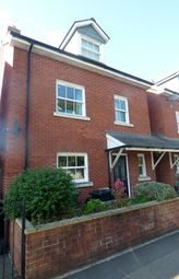 Thumbnail 4 bed detached house to rent in Elm Grove Road, Topsham, Exeter