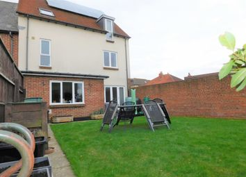 Thumbnail 4 bed terraced house for sale in Old Rectory Mews, Hamworthy, Poole