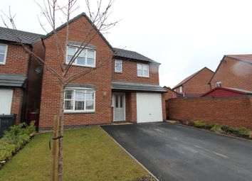 Thumbnail 4 bed detached house for sale in Burton Street, Wingerworth, Chesterfield