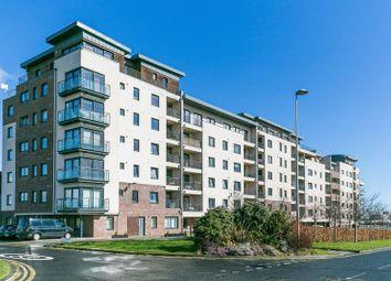 Thumbnail 2 bedroom flat for sale in Flat 4, 35 Waterfront Avenue, Granton, Edinburgh