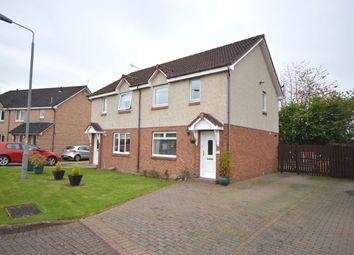 Thumbnail 3 bed semi-detached house for sale in Forth Park, Stirling
