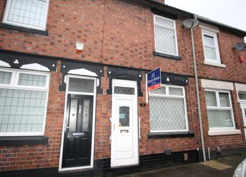 Thumbnail 2 bed terraced house for sale in May Place, Fenton, Stoke-On-Trent