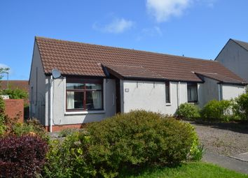 Thumbnail 1 bed semi-detached bungalow for sale in Stott Court, Tweedmouth, Berwick-Upon-Tweed, Northumberland