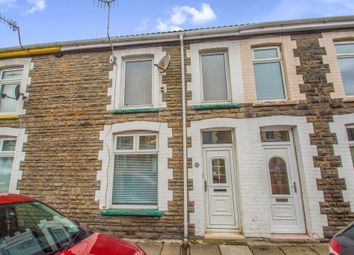 Thumbnail 3 bed terraced house for sale in Middle Street, Pontypridd