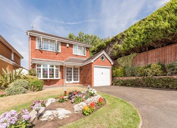 Thumbnail 3 bed detached house for sale in Hungerford Road, Stourbridge