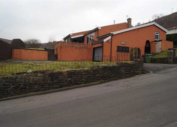 Thumbnail 3 bed detached bungalow for sale in York Street, Mountain Ash