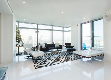 Thumbnail 3 bed flat for sale in Pan Peninsula Square, East Tower, Canary Wharf