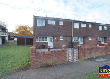 Thumbnail 3 bed end terrace house for sale in Brickenden Court, Waltham Abbey