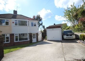 Thumbnail 3 bed semi-detached house for sale in Dark Street Lane, Plympton, Plymouth, Devon