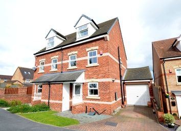 Thumbnail 3 bed semi-detached house for sale in Hall Bank, Barnsley