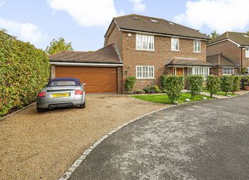 5 bed detached house for sale in Byron Close, Great Bookham, Leatherhead KT23