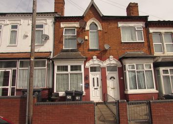 3 bed terraced house for sale in Westbourne Road, Handsworth B21
